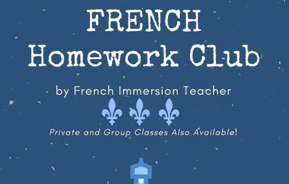 French Classes for Students